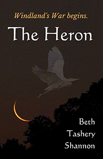 The Heron by Beth Tashery Shannon cover